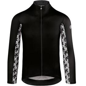 ASSOS Mille GT Longsleeve Zomer jersey Heren, black series